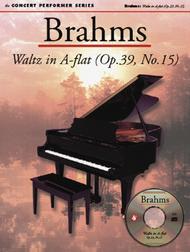 Brahms: Waltz in A Flat (Op. 39, No. 15)
