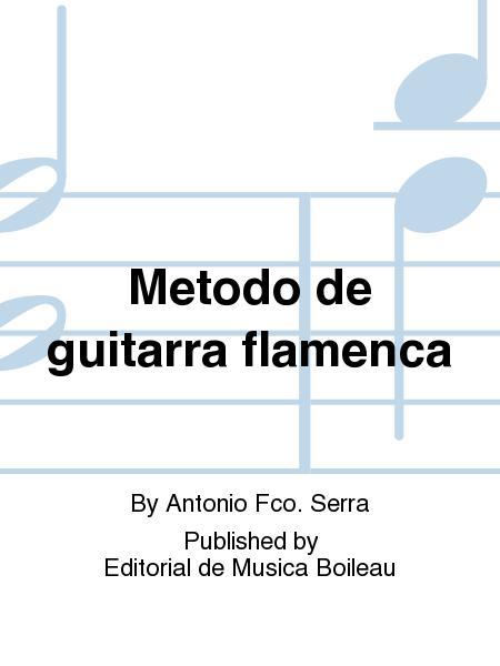 Metodo de guitarra flamenca