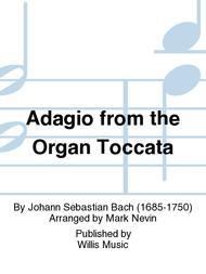Adagio from the Organ Toccata