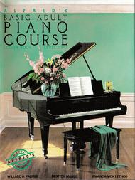 Alfred's Basic Adult Piano Course - Lesson Book (Level 2)