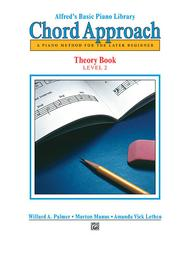 Alfred's Basic Piano Chord Approach Theory, Book 2