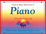 Alfred's Basic Piano Library Lesson Book, Book 1A