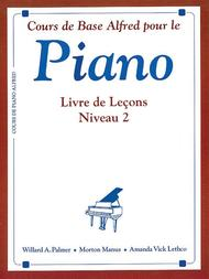 Alfred's Basic Piano Library Lesson Book, Book 2