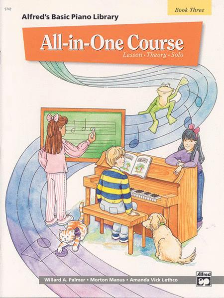Alfred's All-in-One Course (Book 3)
