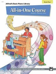 Alfred's Basic All-in-One Course, Book 4