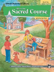 Alfred's Basic All-in-One Sacred Course, Book 2