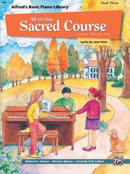 Alfred's All-in-One Sacred Course (Book Three)