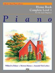 Alfred's Basic Piano Library Hymn Book Complete, Book 1