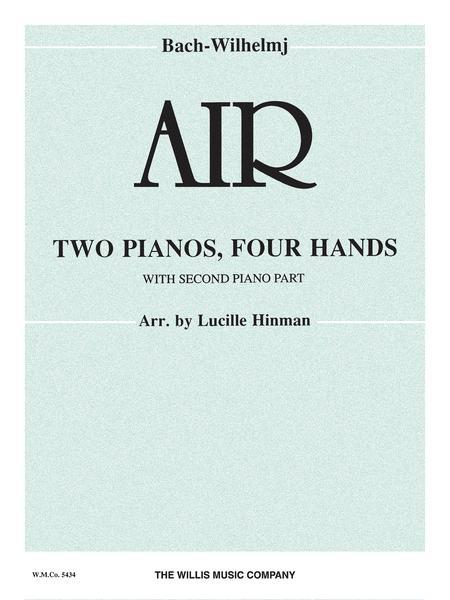 Air (on a G String)