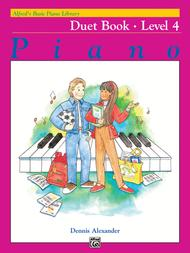 Alfred's Basic Piano Course - Duet Book, Book 4