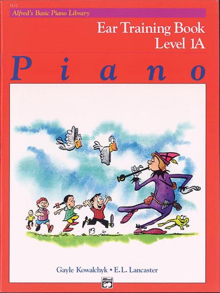 Alfred's Basic Piano Course - Ear Training Book Level 1A