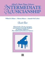 Alfred's Basic Piano Library Musicianship Book, Book 2