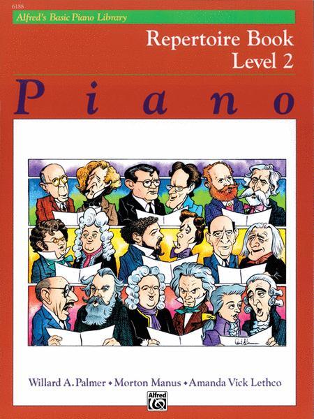 Alfred's Basic Piano Course - Repertoire, Book 2