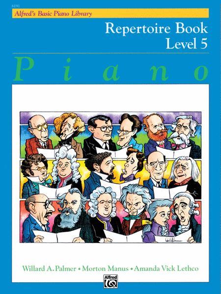 Alfred's Basic Piano Course Repertoire, Level 5