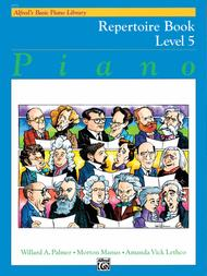 Alfred's Basic Piano Course - Repertoire, Book 5