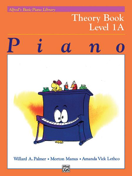 Alfred's Basic Piano Course - Theory Book (Level 1A)