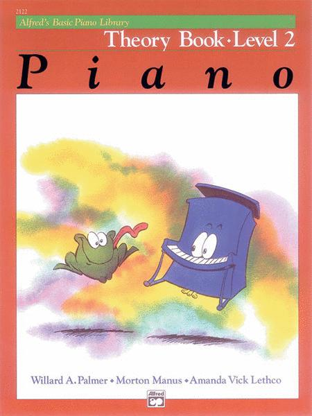 Alfred's Basic Piano Course Theory, Level 2