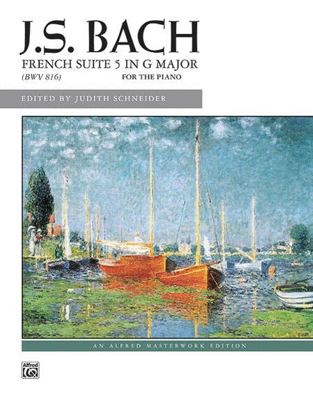 French Suite No. 5 in G Major
