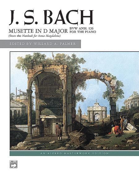 Mussette in D Major, BWV Anh. 126