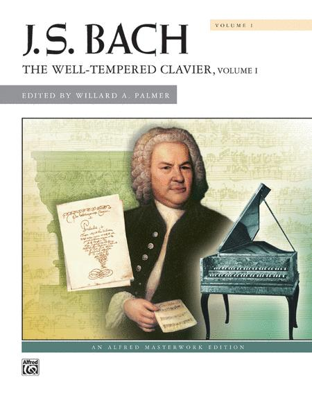 Bach -- The Well-Tempered Clavier, Volume 1