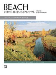 Young People's Carnival, Opus 25