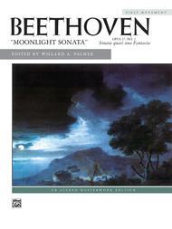 Moonlight Sonata, Op. 27, No. 2 (First Movement)