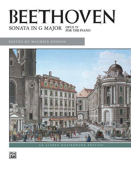 Beethoven: Sonata in G Major, Opus 79