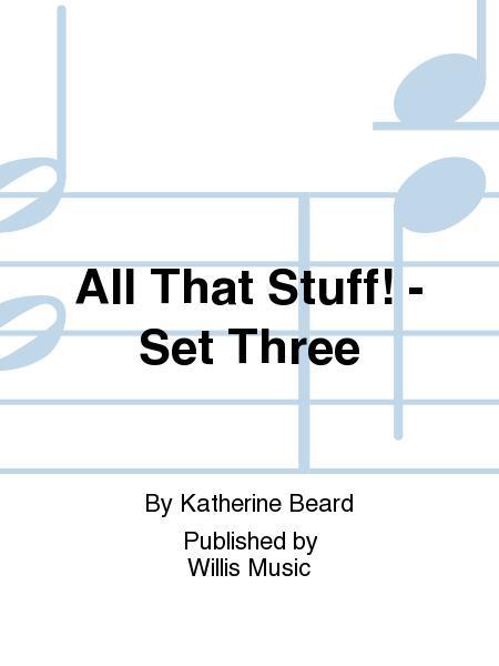 All That Stuff! - Set Three