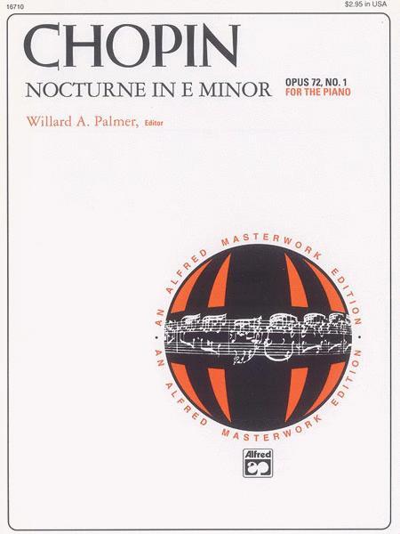 Nocturne in E minor, Op. 72, No. 1