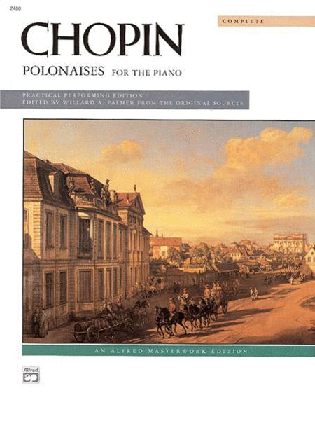 Chopin -- Polonaises (Complete)