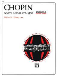 Waltz in D-flat Major, Op. 64, No. 1