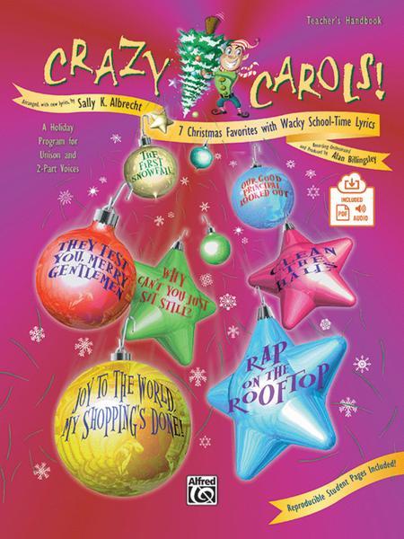 Crazy Carols! - CD Kit
