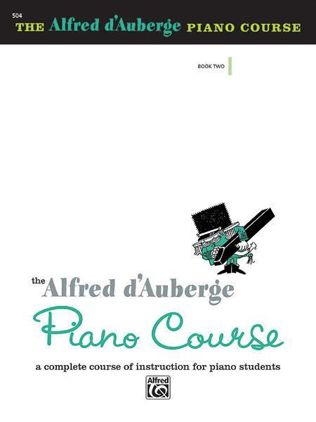 Alfred d'Auberge Piano Course - Lesson Book 2