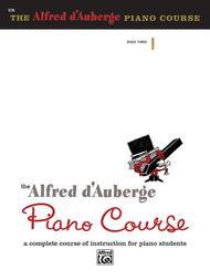 Alfred d'Auberge Piano Course Lesson Book, Book 3