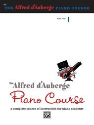 Alfred d'Auberge Piano Course Lesson Book, Book 4