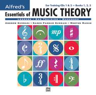 Alfred's Essentials of Music Theory, Book 1-3