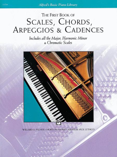 The First Book of Scales, Chords, Arpeggios & Cadences