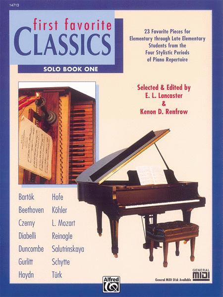 First Favorite Classics, Book 1