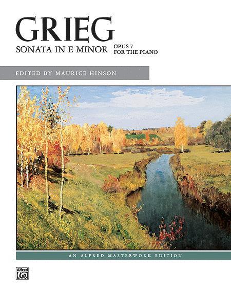 Sonata in E Minor, Opus 7