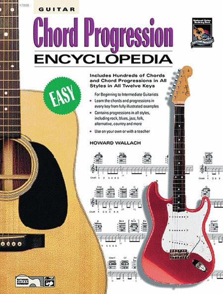 Chord Progression Encyclopedia - Guitar