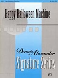 Happy Halloween Machine