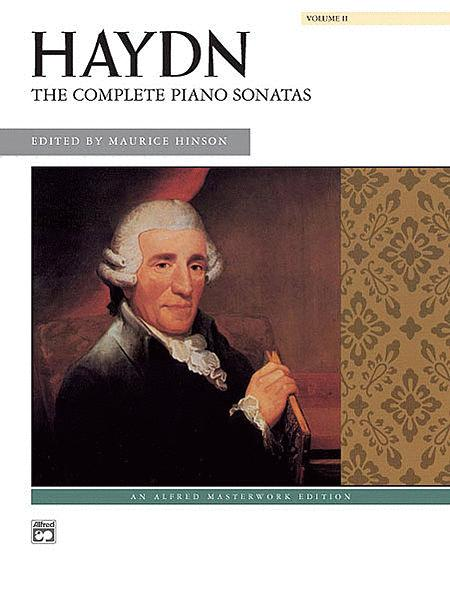 Haydn -- The Complete Piano Sonatas, Volume 2