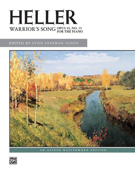 Heller: Warrior's Song, Opus 45, No. 15