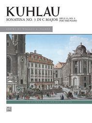 Sonatina No. 3 in C Major, Opus 55