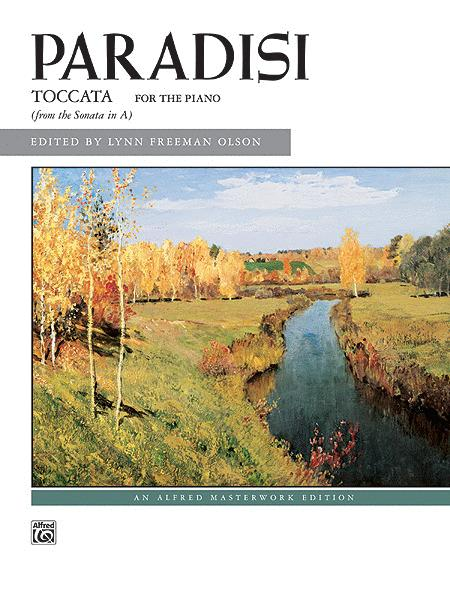 Toccata (from the Sonata in A)