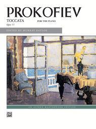 Toccata, Opus 11