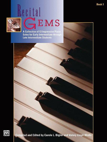 Recital Gems - Volume 1