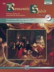 The Romantic Spirit (1790--1910), Book 1