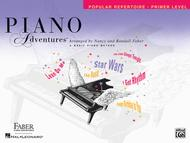 Piano Adventures Primer Level - Popular Repertoire Book