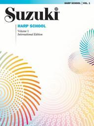 Suzuki Harp School, Volume 1